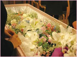 火葬式・キリスト教